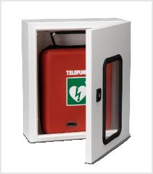 Hjertestarterskab til Telefunken AED                         Hjertestarter