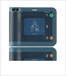 FRx AED Hjertestarter