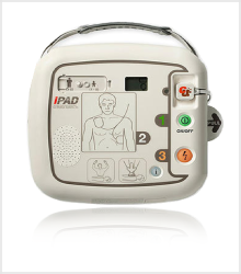 Ipad SP-1 hjertestarter AED