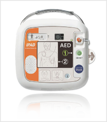 ipad SP-1 automatic hjertestarter AED